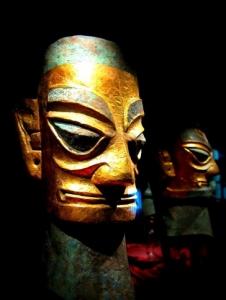 黄金の仮面
