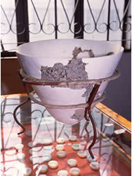 中国最古の土器