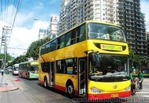 厦門 バス
