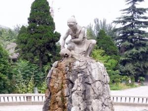 石器時代の乙女