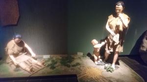 石器時代の紡績