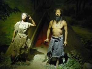 石器時代ファッション