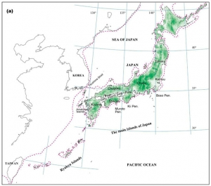 9 日本列島の氷河期