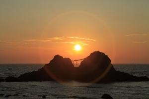 15 糸島夫婦岩