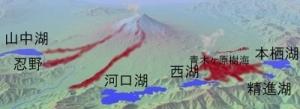 19 富士五湖誕生