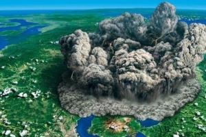 57 鬼界カルデラ噴火