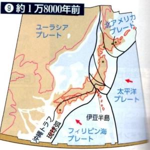 3 日本列島18000年前