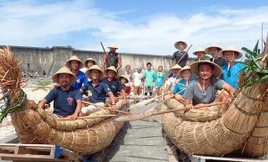 12 葦船