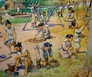 16 縄文時代生活