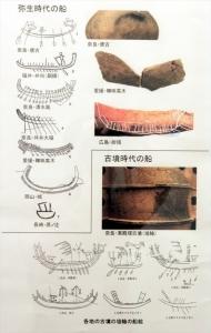 21 弥生・古墳時代の船 (1)