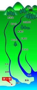 8 御汐井採ルート