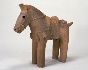 18 埴輪馬 新型