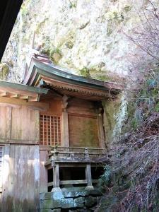 17 高住神社 本殿