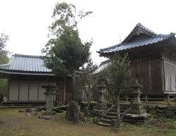 20 朝日天神神社