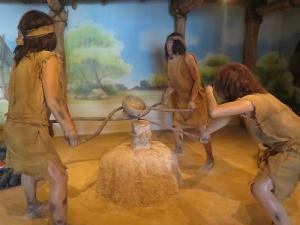 28 奴国 鋳造ジオラマ