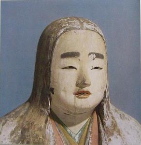 5 玉依姫御神像