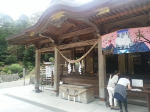 5 都農神社