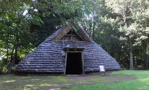 26 竪穴式住居 弥生