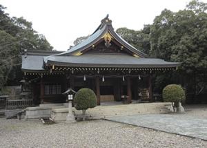 20 伊太祁曽神社