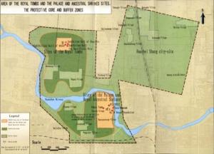 18 殷墟地図
