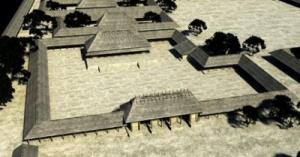 25 二里頭遺跡 宮殿
