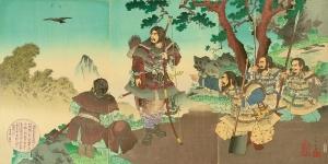 34 神武天皇の東征