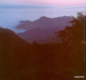 12 日田盆地の底霧