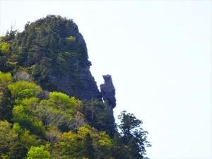 8 トカゲ岩