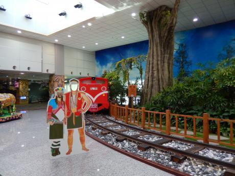 台北2017.7桃園空港