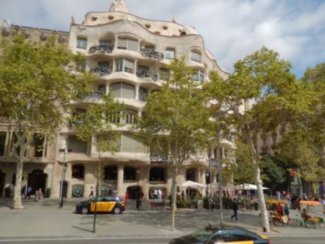 バルセロナ2017.9市内観光バス