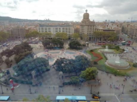 バルセロナ2017.9グルメ
