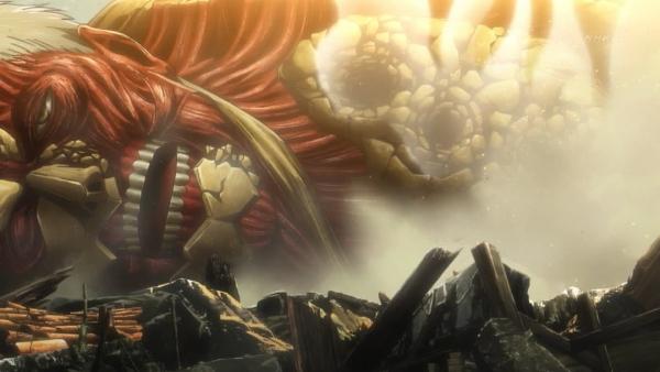 『進撃の巨人 Season3』第47話感想・・・みんな大好きライナーさん登場!! パンチのシーンはアニメだけだと意味不明になるな