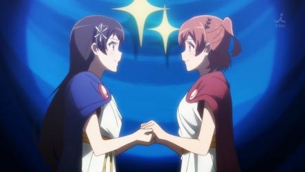 【終】『少女☆歌劇 レヴュースタァライト』第12話(最終話)感想・・・雰囲気だけでなんだかよくわからないまま終わったんだが・・・つまりどういう事だってばよ