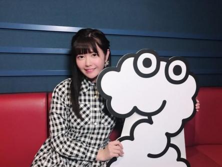 声優・竹達彩奈、「ZIP!」出演に大反響 「めっちゃ可愛かった朝から死んだ……w」