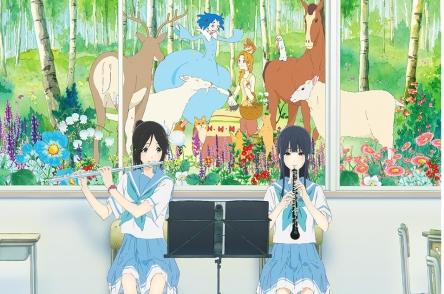映画『リズと青い鳥』で声優をやった 本田望結ちゃん「声優でない私の声をみなさんに許していただけるか…」