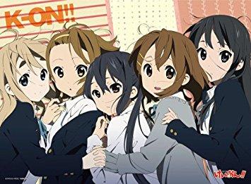 今月のアニメディアの表紙がガンダムW! 特典ポスターにけいおん!!!