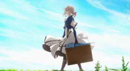 京アニアニメ『ヴァイオレットエヴァーガーデン』完全新作劇場版が2020年1月に公開予定!