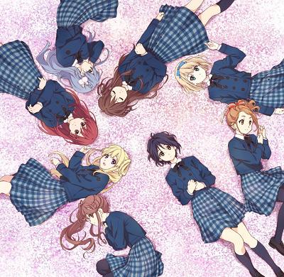 AKB秋元プロデュースのアニメ『22/7(ナナブンノニジュウニ)』の実写番組「22/7 計算中」が7月7日(土)23:00よりTOKYOにて放送開始!