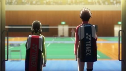 『はねバド!』第11話感想・・・まじで渚ちゃん勝ってくれ!!!煽りカスの主人公に勝ってくれ・・・・