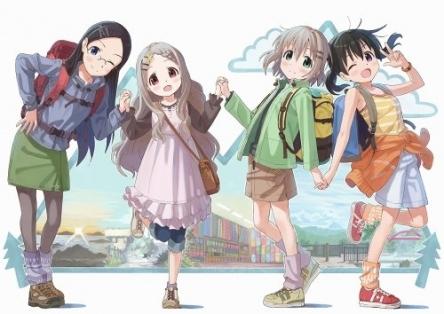 【画像・小ネタ】OVA『ヤマノススメ おもいでプレゼント』が6/26(火)23時からMXで放送決定