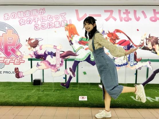 美人声優 高野麻里佳さん、お前好みのコーデで美しすぎる脇を披露してしまう