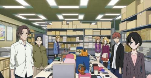 担当編集「アニメ化決定しましたよ!」ラノベ作家「えっ?本当ですか?やったー!!」