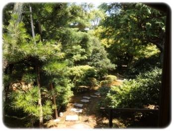 庭園ここから散策