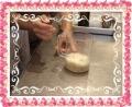 パンケーキ材量