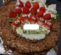 ポイントインカム ケーキ