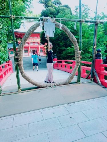 夏越しの大祓2