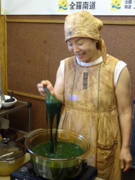 2018年7月1日 モジョンミョンガ金純玉料理名人