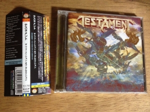 Testament(The Formation of Damnation)