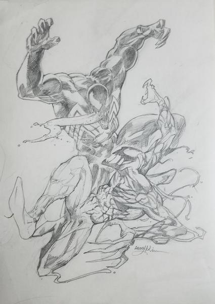Danny Kim Venom