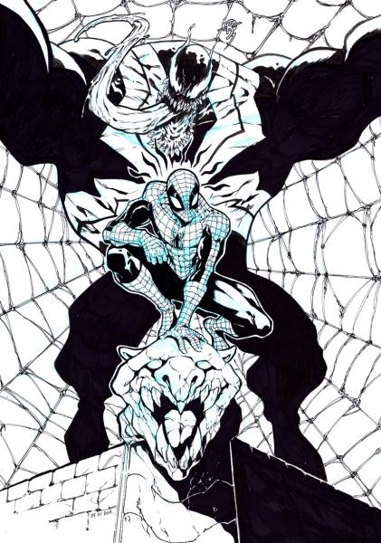 Spidey Venom